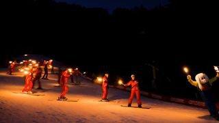 Anzère: la Grande démo des neiges pour présenter les partenaires de la station
