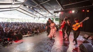 Martigny: le festival des 5 Continents toujours plus vert