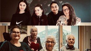 Série «Le Valais amoureux»: de 14 à 97 ans, ils montrent que la lettre d'amour n'est pas morte