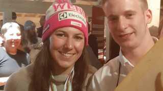 Mondiaux de ski à Are: de la raclette du Valais pour fêter les médailles