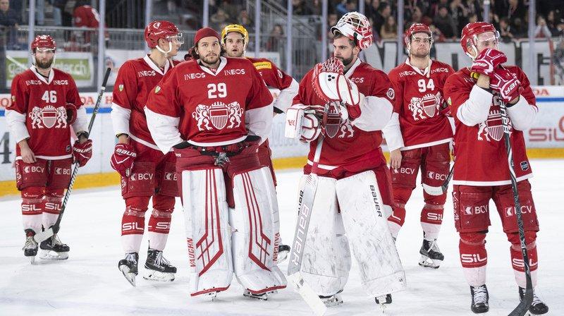 Hockey: exploit de Genève-Servette, leçon de réalisme pour le Lausanne HC