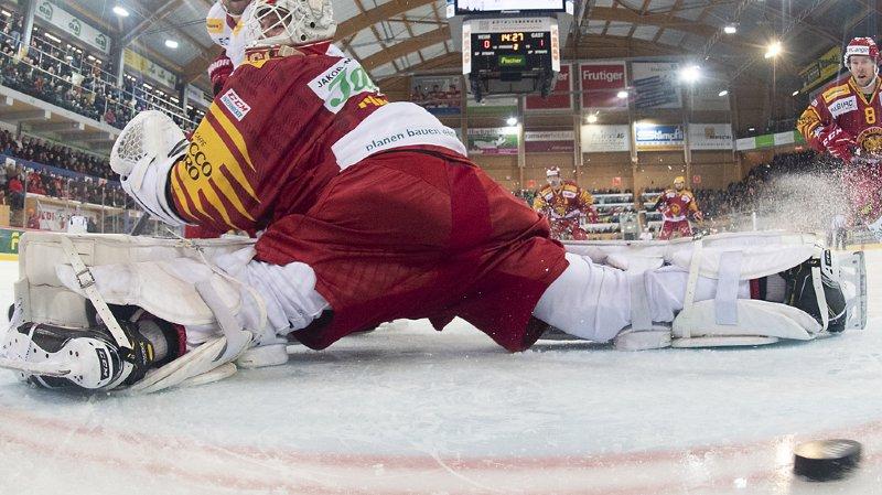 Hockey: Lausanne se ressaisit face à Langnau, Bienne fait le break à Ambri, Servette craque en prolongations