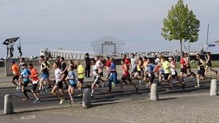 Course à pied: la Run Mate, un relais autour du Léman