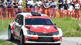 La chasse à la couronne est lancée sur le championnat suisse des rallyes