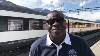 L'au revoir d'Ahmed Ouattara au Valais