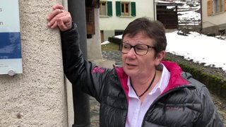 Valérie Guigoz parle de son village de Lourtier