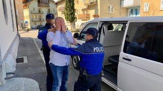 Bancomat du Bouveret: cinq ans de prison confirmés