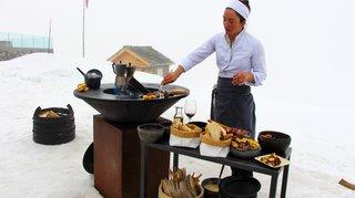 Crans-Montana: le Ski food safari alliera les plaisirs de la glisse à ceux du palais
