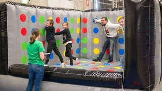 Trois bonnes raisons d'aller se divertir en famille aux Junior Days au CERM de Martigny