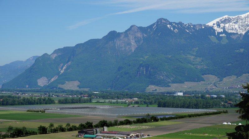 Serres de Collombey: l'Union maraîchère suisse s'inquiète de la concurrence de Migros