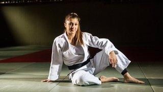 Judo: Priscilla Morand monte sur la troisième marche du podium des championnats d'Afrique