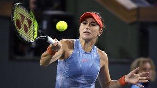 Tennis – Tournoi de Charleston: Belinda Bencic passe le premier tour haut la main