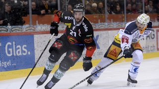 Hockey: Zoug fait le break d'entrée et bat Berne, à la Postfinance Arena, dans l'acte I de la finale de National League