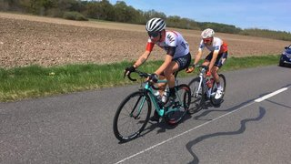 Cyclisme: Simon Pellaud s'impose presque malgré lui au Tour du Loir-et-Cher