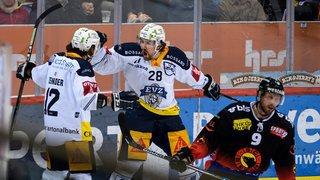 Hockey sur glace: Yannick-Lennart Albrecht en match-winner dans l'acte I de la finale