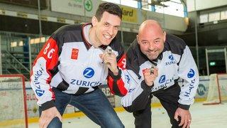 Paroles d'arbitres: Michael Tscherrig et Fabrice Ançay, un duo qui brise la glace