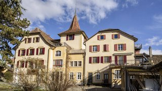 Magazine «Spécial Habitat»: la conservation du château de Corcelles-sur-Chavornay (VD) en six point-clés