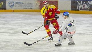 Le HC Sierre remporte la finalissima devant le HCV Martigny