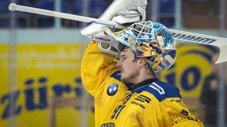 Hockey sur glace: Gilles Senn rejoint Nico Hischier aux New Jersey Devils