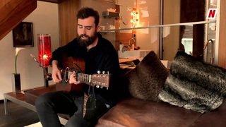 "Zermatt Unplugged 2019: Hugo Barriol joue sa chanson ""oh my"" depuis sa chambre d'hôtel"