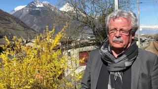 Le Martignerain Jacques Vuignier parle de son cher quartier du Bourg