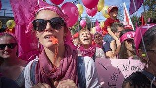 Valais: l'incertitude plane sur la grève des femmes