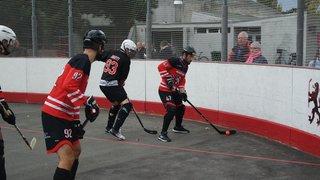 Streethockey: Martigny et Sierre battus en demi-finale