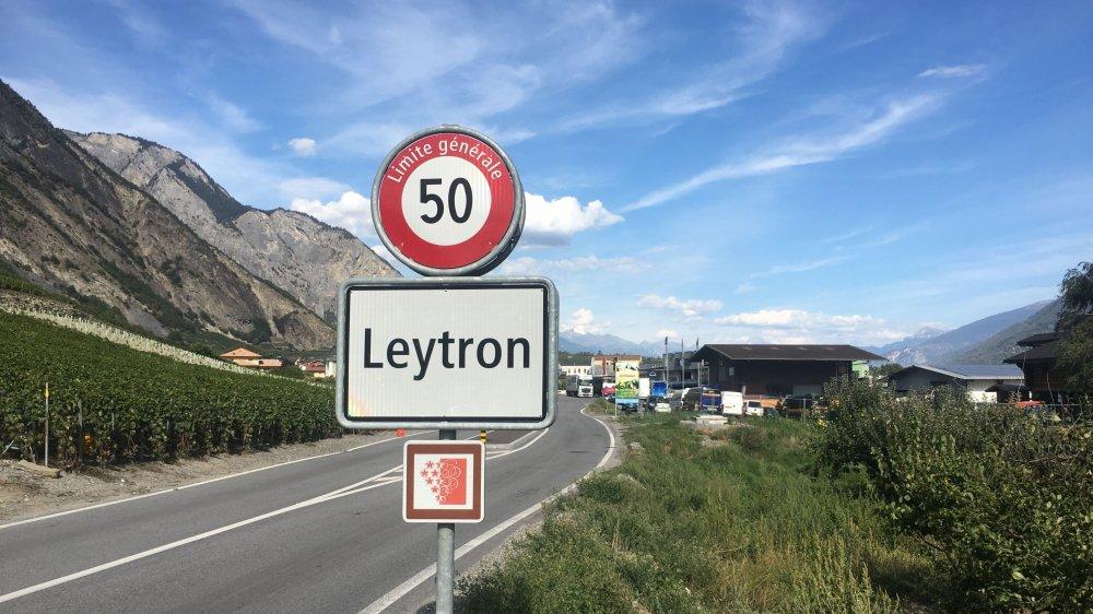 Suite à la démission de Raymond Rittmann-Bridy, un siège de conseiller communal est vacant à Leytron.
