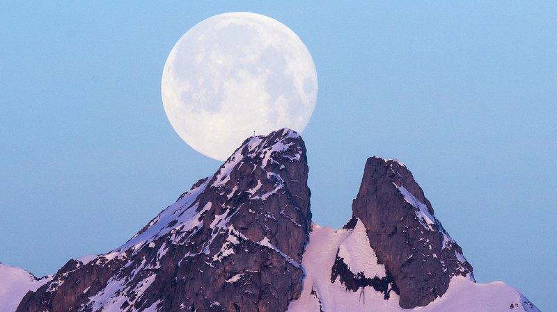 Croyance: la Lune n'a pas d'influence sur notre santé psychique