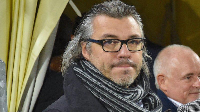 Marco Degennaro restera en place au moins jusqu'en juin 2022.
