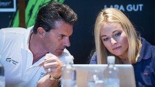 Patrick Flaction n'est plus l'entraîneur physique de Lara Gut-Behrami