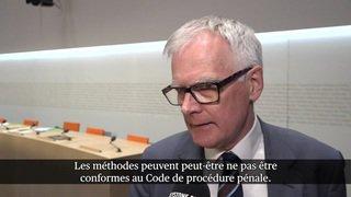 Le procureur de la Confédération est critiqué par l'autorité de surveillance