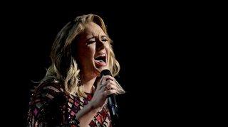 People: la chanteuse britannique Adele se sépare de son mari