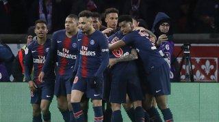 Football: le PSG est sacré champion de France après le nul de Lille à Toulouse