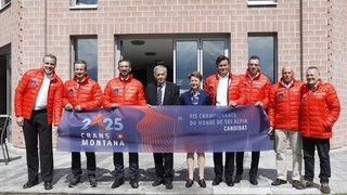 Crans-Montana/Valais connaît ses adversaires pour l'organisation des Mondiaux de ski alpin de 2025