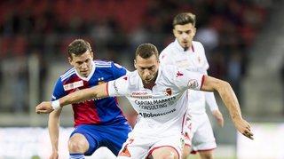 Super League: le FC Sion s'incline lourdement à Tourbillon