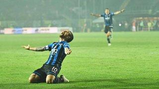 Football - Coupe d'Italie: L'Atalanta se qualifie pour la finale et défiera la Lazio