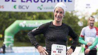 20 km de Lausanne: une troisième place pour Laura Hrebec
