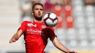 Football: le deuxième rendez-vous de Grégory Karlen avec la Coupe de Suisse
