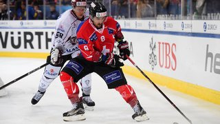 Hockey: Vincent Praplan et Nico Hischier joueront à Sierre