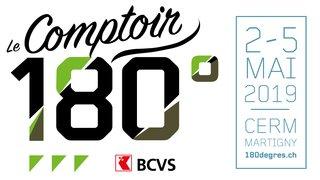 Le Comptoir 180° BCVS