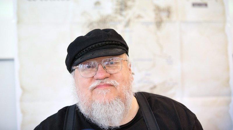 George R.R. Martin pourrait écrire une fin différente pour «Game of Thrones»
