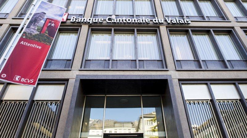 Banque cantonale du Valais: l'Etat ne vendra pas ses actions