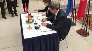 La Suisse et l'Allemagne renforcent les voies d'accès à la NLFA