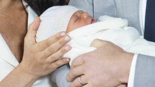 Le prince Harry et son épouse Meghan ont nommé leur fils Archie