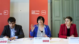 Egalité: les six revendications du PS pour la prochaine législature