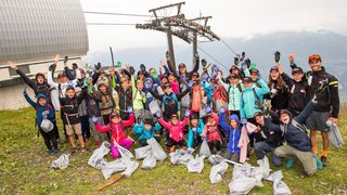 Ils vont à nouveau nettoyer les pistes de ski