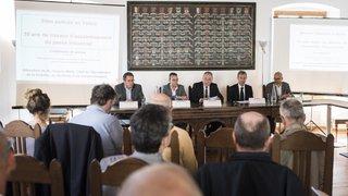 Pollution industrielle en Valais: le point après dix ans d'assainissement