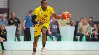 Basket: Boris Mbala, le Fribourgeois qui veut faire chuter Olympic