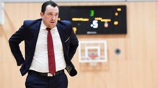 Basket: Romain Gaspoz, «Monthey n'a pas de raison de pâlir devant Fribourg»